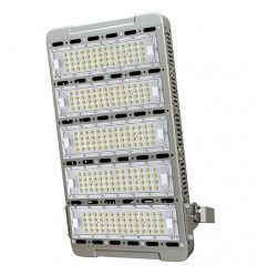 Foco LED Deporte 240w. Lumileds & Meanwell. Tenis, Padel, Pabellones,...